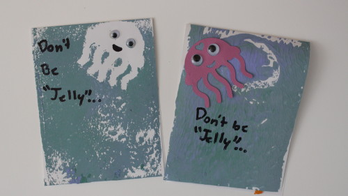 Prints with Home Made Gelli Plates (recipe included)