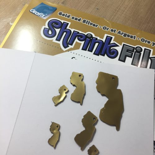 How to cut shrink film in Design Space using a cricut
